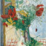 LOT 20 PROPERTY FROM A PRIVATE COLLECTION FROM THE SOUTH OF FRANCE PIERRE BONNARD 1867 - 1947 FLEURS DE CHAMPS signed Bonnard (lower left) oil on canvas 65.4 by 54.7cm. 25 3/4 by 21 1/2 in. Painted circa 1916. Estimate 700,000 — 1,000,000 GBP Price realized: