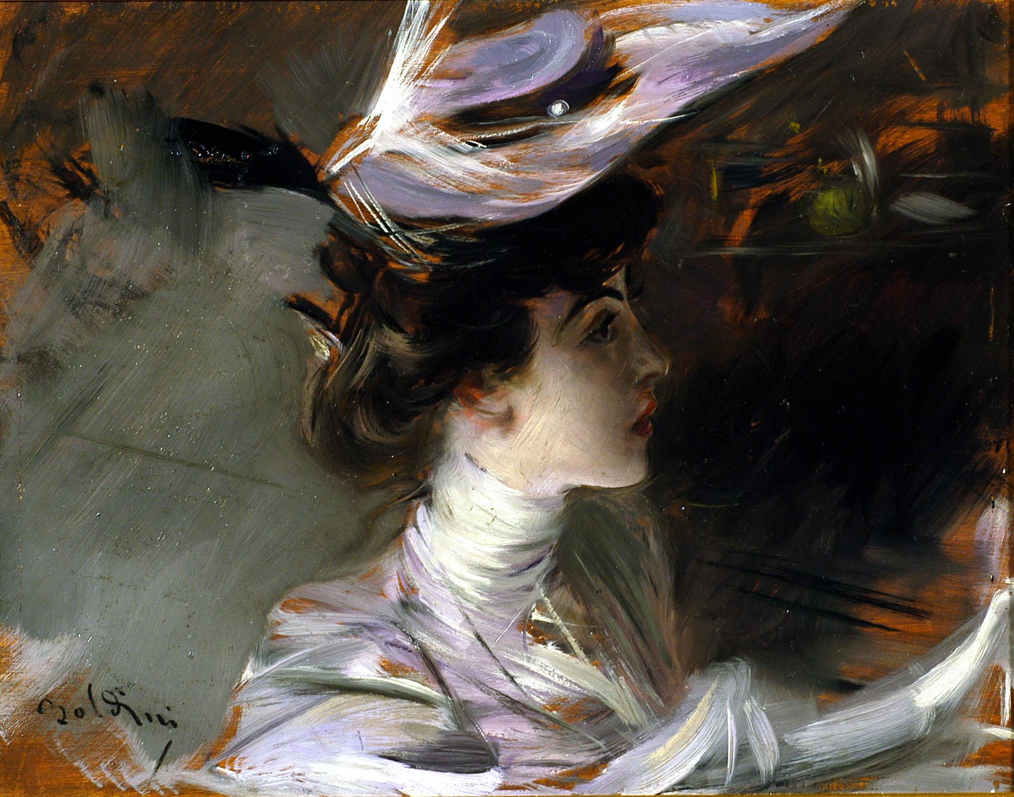 Boldini - Lina Cavalieri