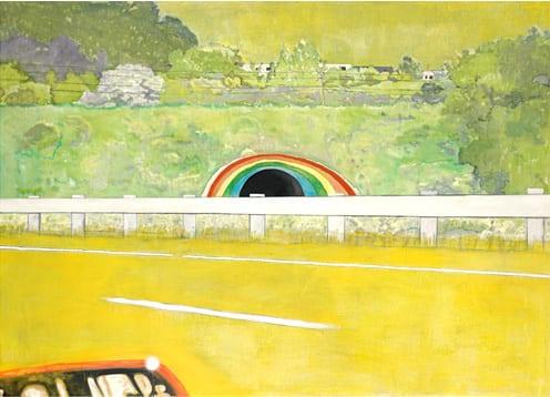 Peter Doig da record. Rainbow Tunnel da £8,4 M battuto all'asta da Sotheby's