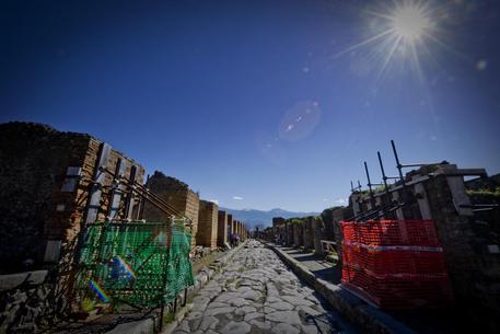 Nuovi crolli a Pompei