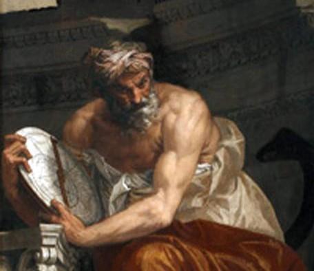 Paolo Veronese, Allegoria della navigazione di Tolomeo