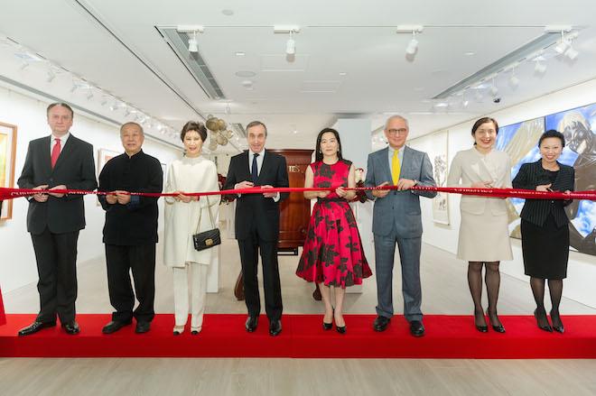 从国际拍卖行纷在香港设置艺廊看艺术市场的变革