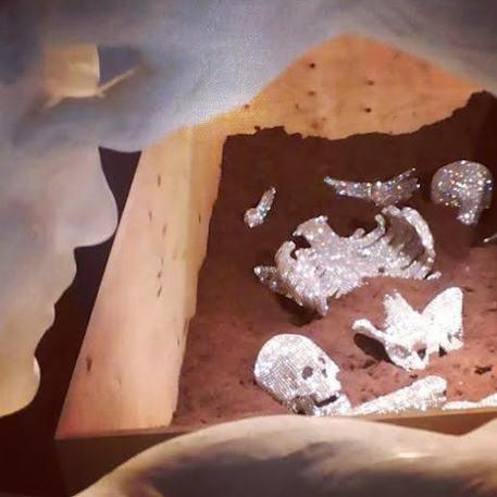 Ettore Bolla, Skull. 1997