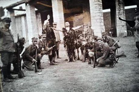 Il Mart di Rovereto ricorda i 100 anni dallo scoppio della Grande Guerra con tre mostre