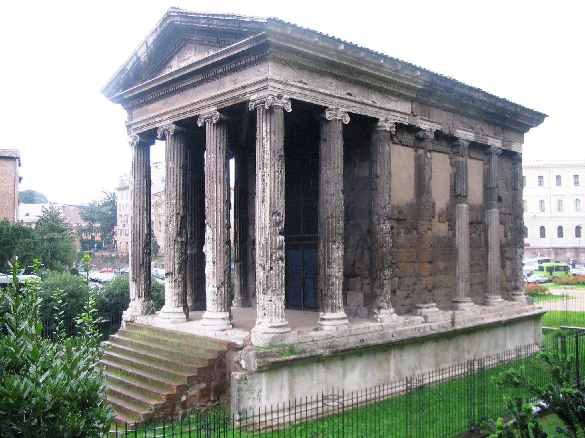 Roma, Tempio di Portuno