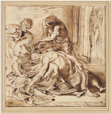 Peter Paul Rubens, Sansone e Dalila