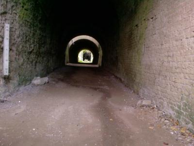 Galleria romana 'Grotta di Cocceio'