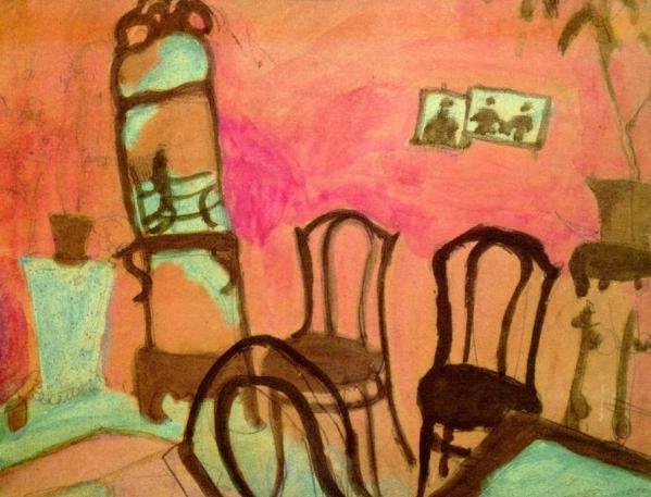 Путешествие в мир грез: выставка Марка Шагала в Милане