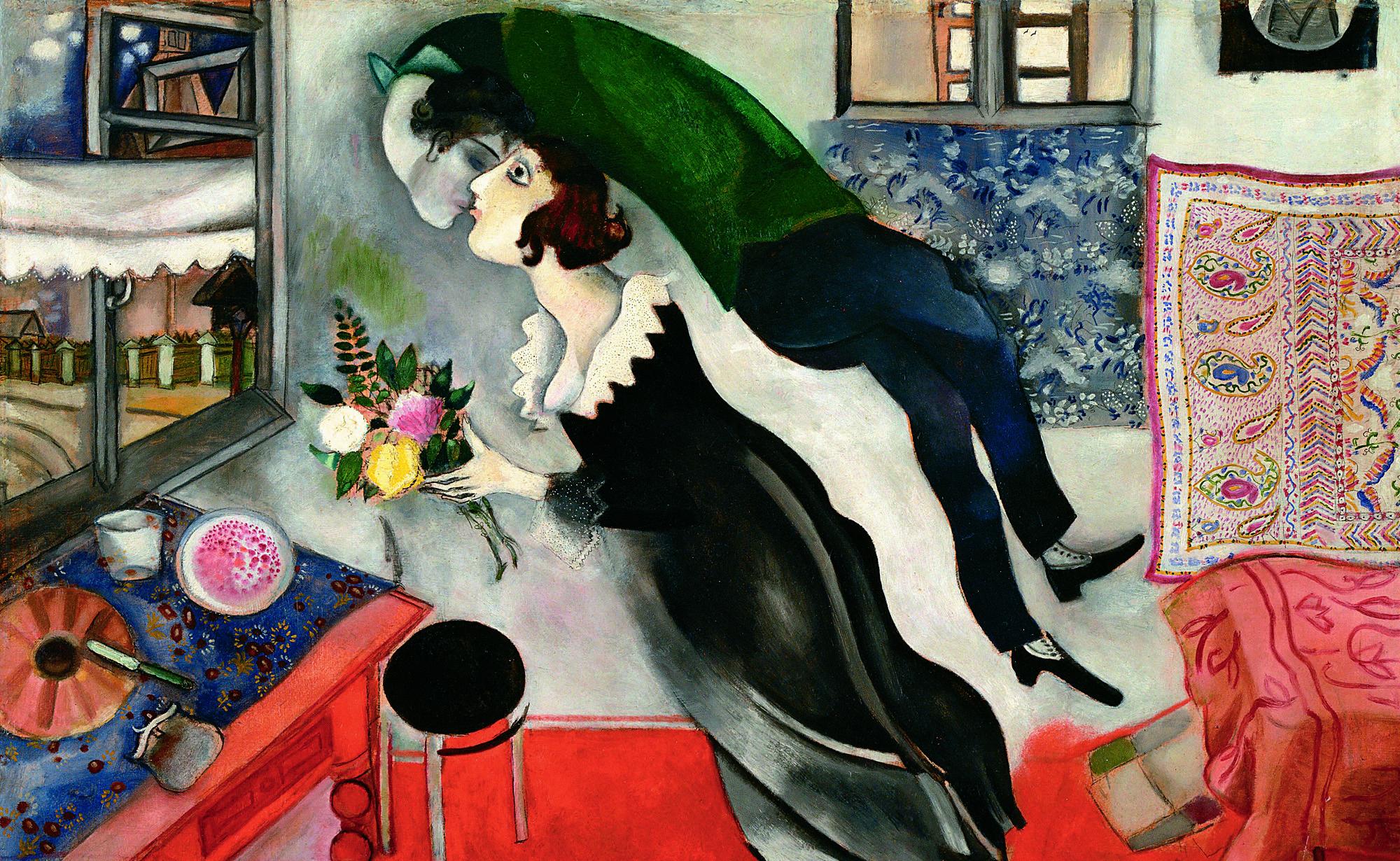 Chagall - Il compleanno, 1915