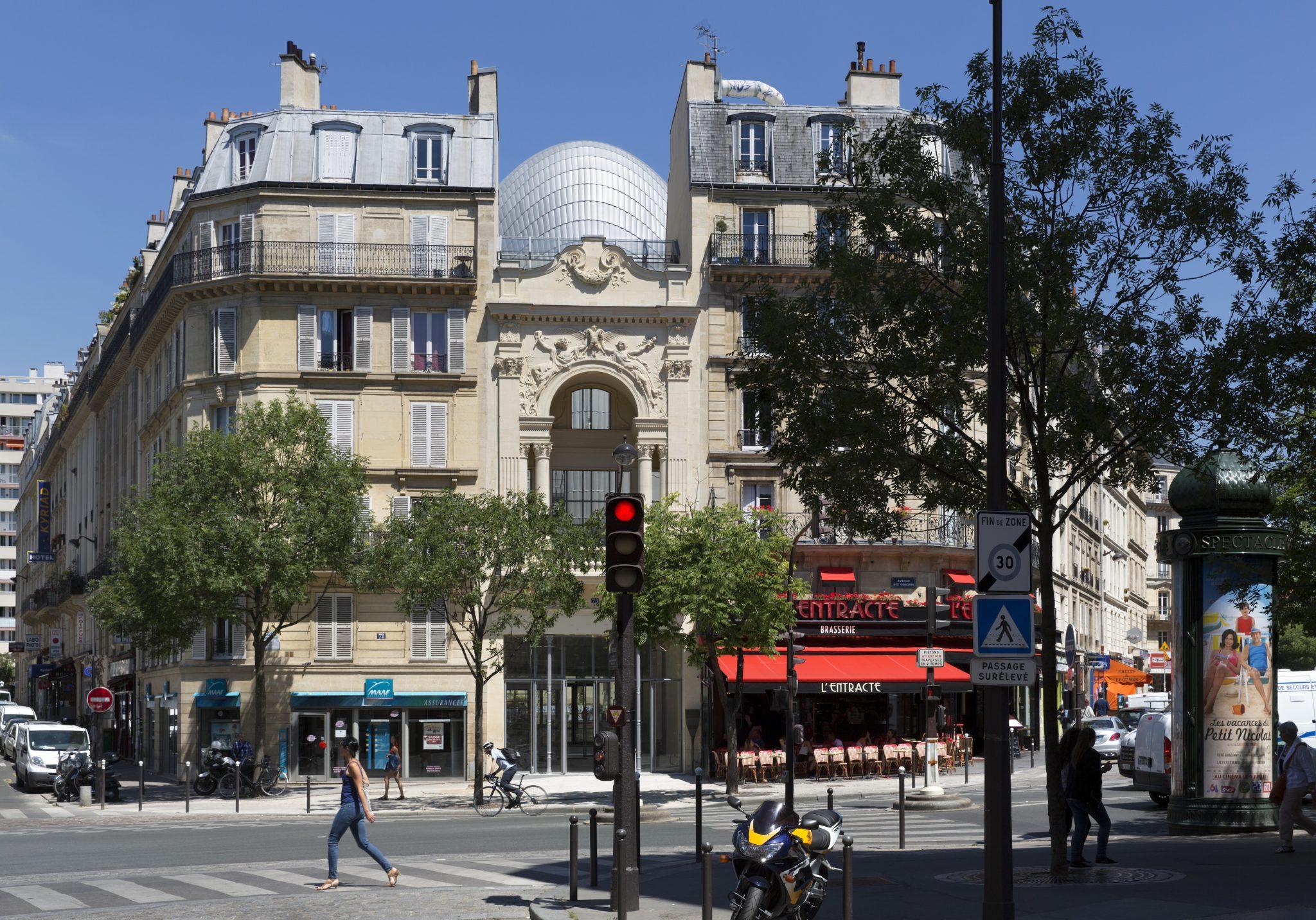 Fondation Jerome Sey Seydoux-Pathé, Parigi