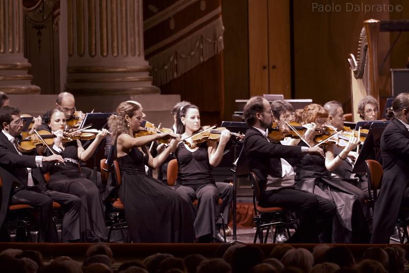 L'Orchestra Giuseppe Verdi in concerto al Teatro alla Scala