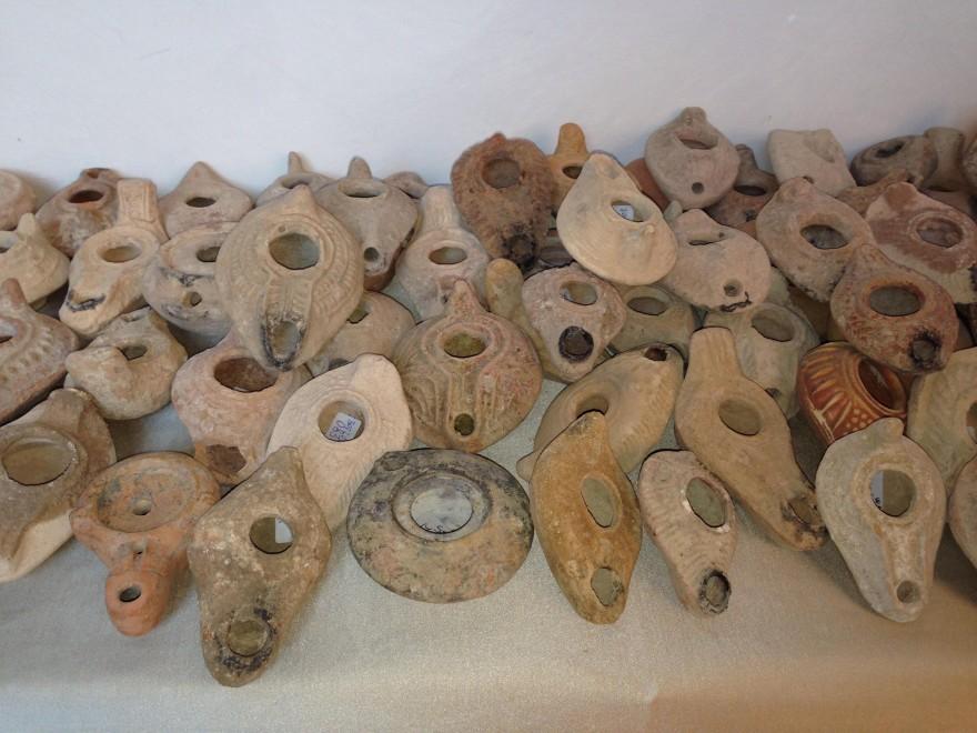 Tesori ritrovati dai Carabinieri della tutela al Patrimonio