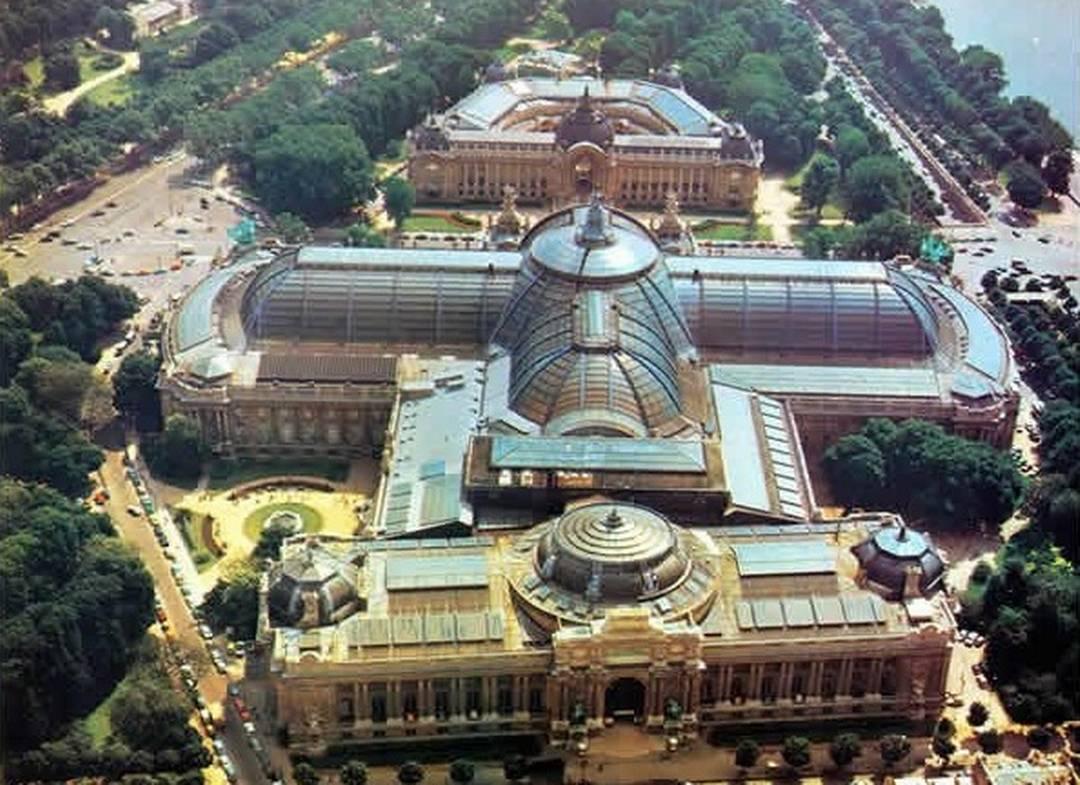 Grand Palais, Parigi