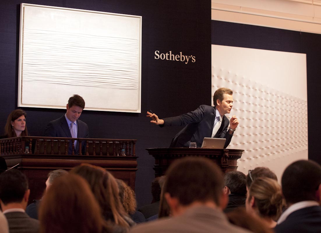 Italian Sale Auction, October 2014