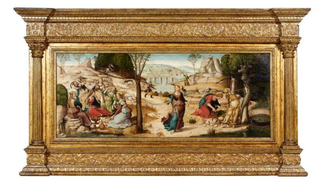 Artcurial propose Tableaux et dessins anciens et du XIXe siècle