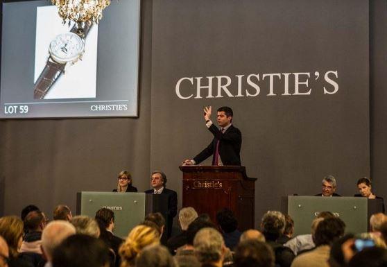 Christie's Ginevra