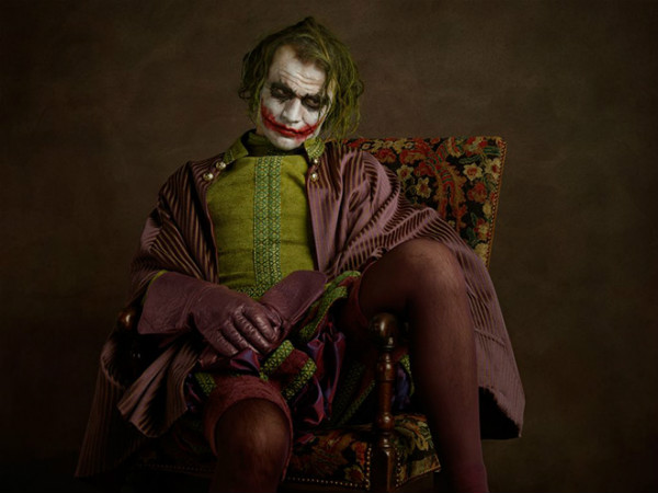 Sacha Goldberger, Joker