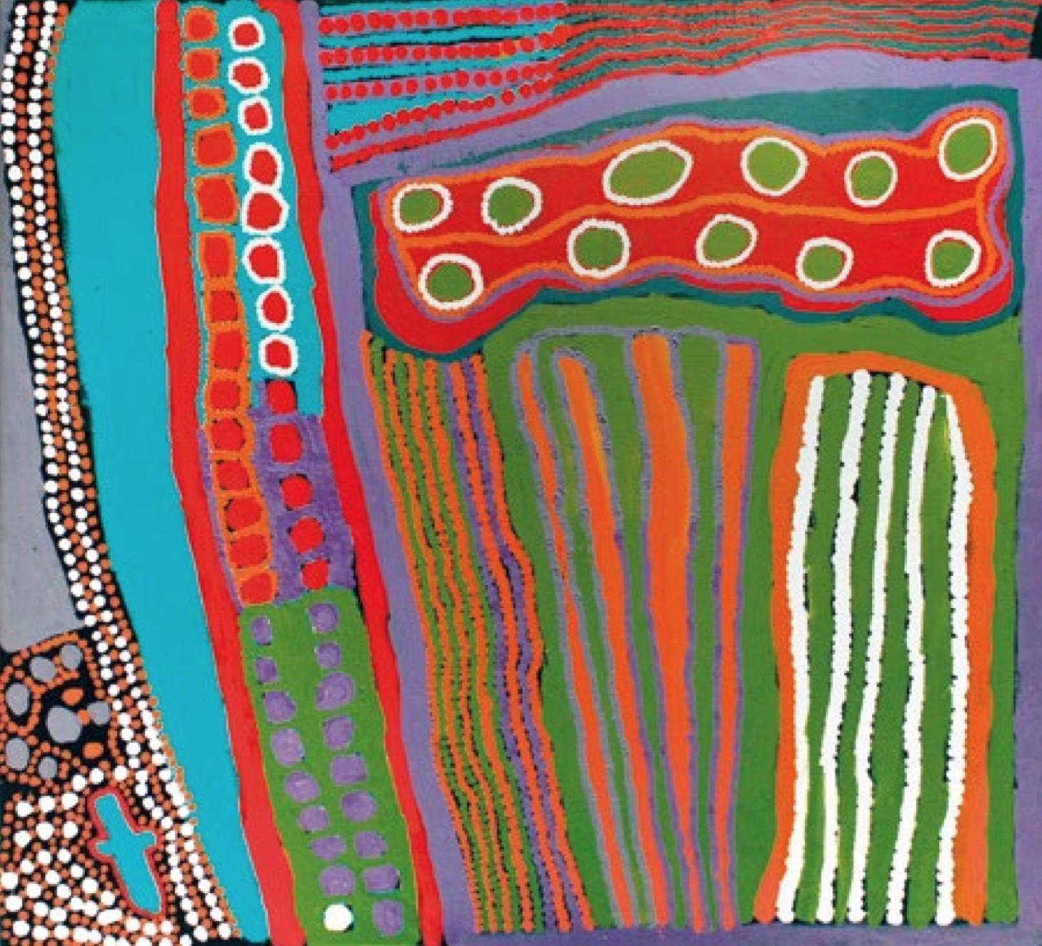 Earth Wind and Fire, Aboriginal Australian Art.