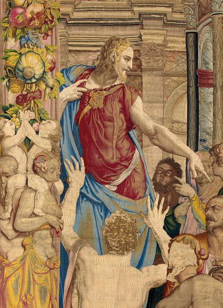 Bronzino e Pontormo, Storie di Giuseppe Ebreo
