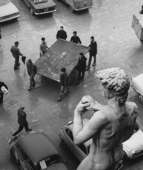 Firenze 1966, gli Angeli del Fango