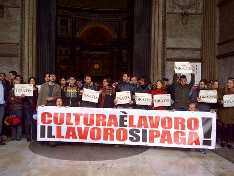 Flash mob al Pantheon