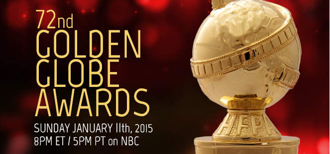 Golden Globes 2015, annunciate le nominations