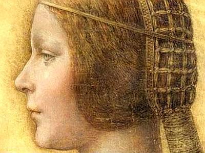 Leonardo da Vinci, Ritratto della Bella Principessa