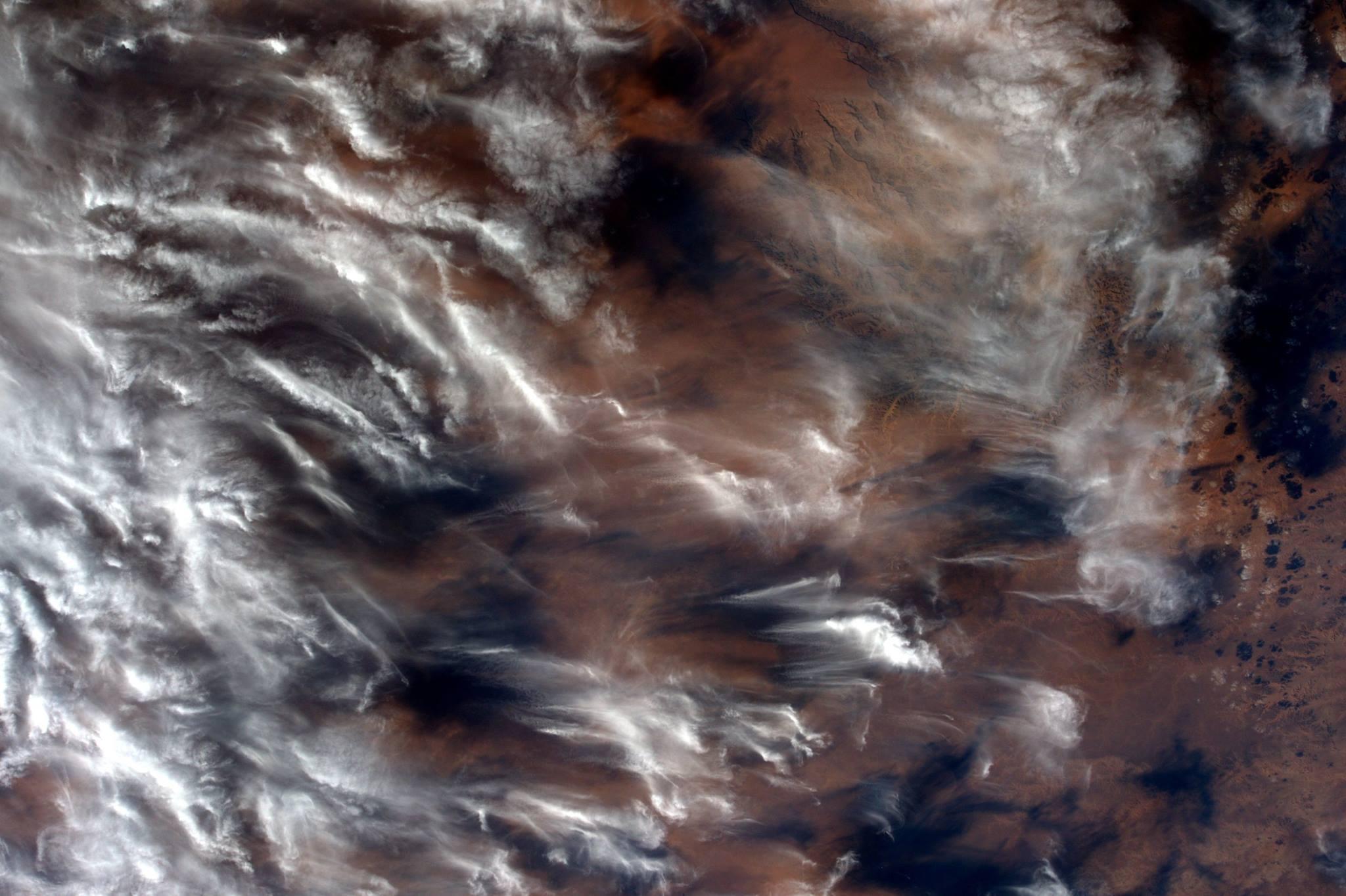samantha-cristoforetti-sud-america-dallo-spazio