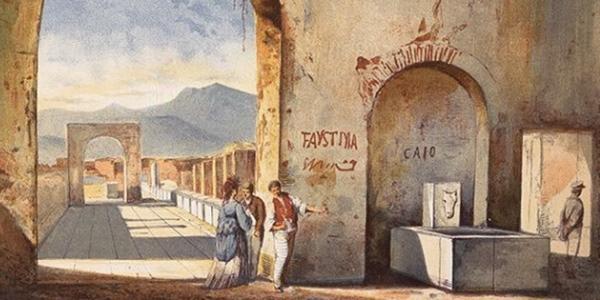 Gli antichi romani erano dei writers