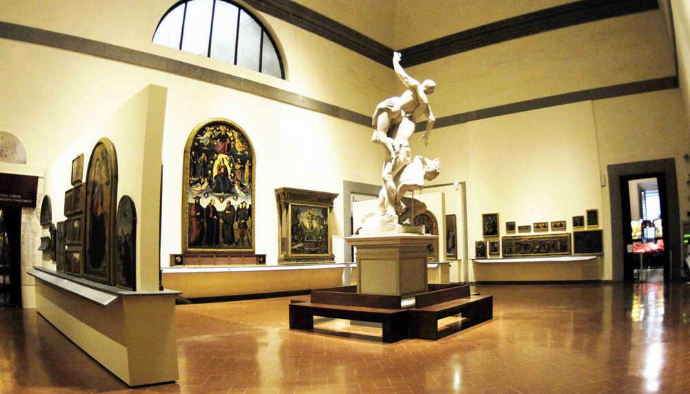 Galleria dell'Accademia, Firenze