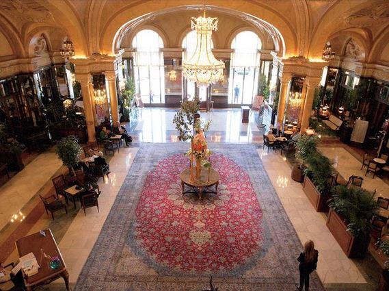 Hotel de Paris di Montecarlo