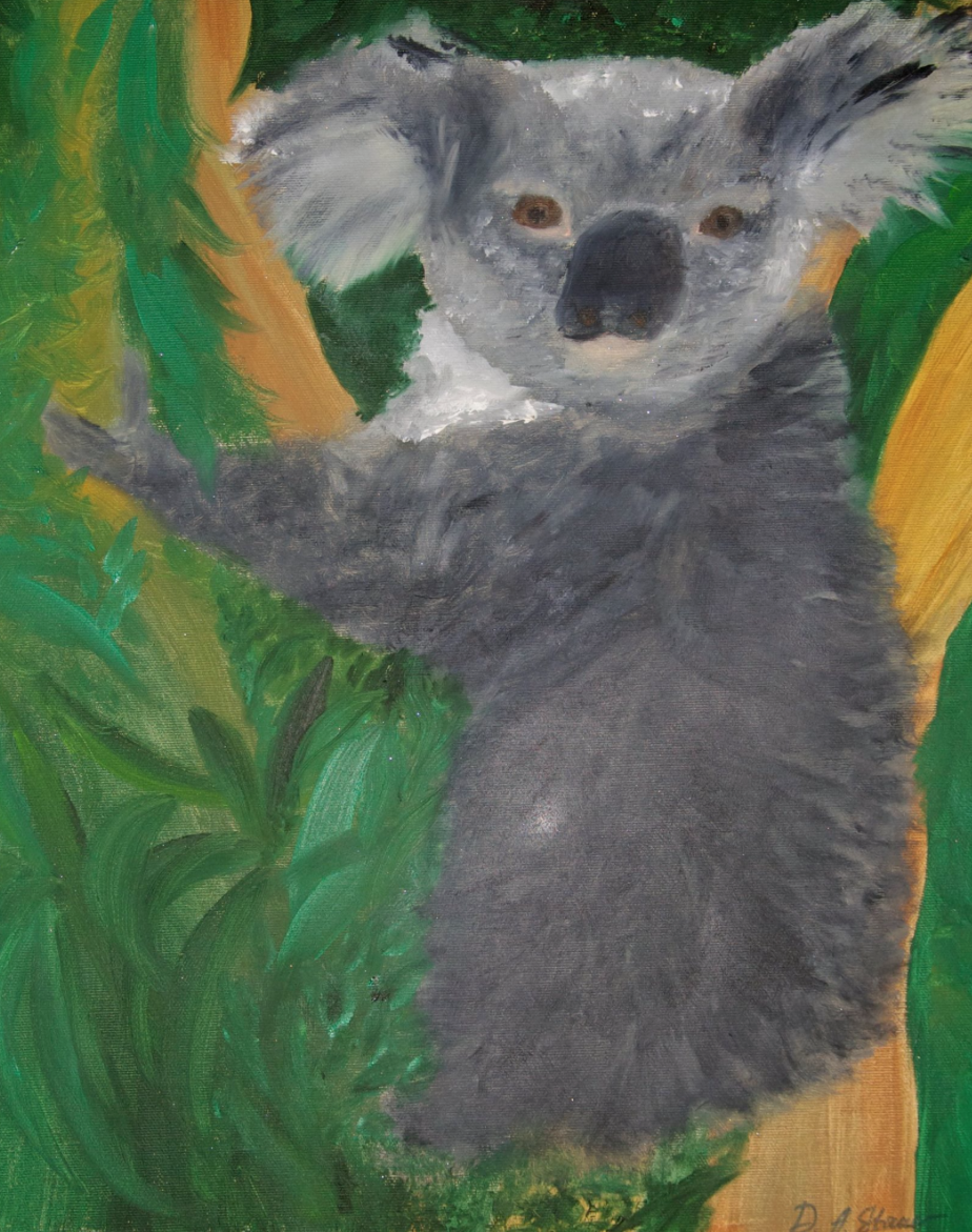 Australia Day and Australian Art