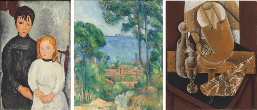 Christie's Impressionist & Modern Art Sale