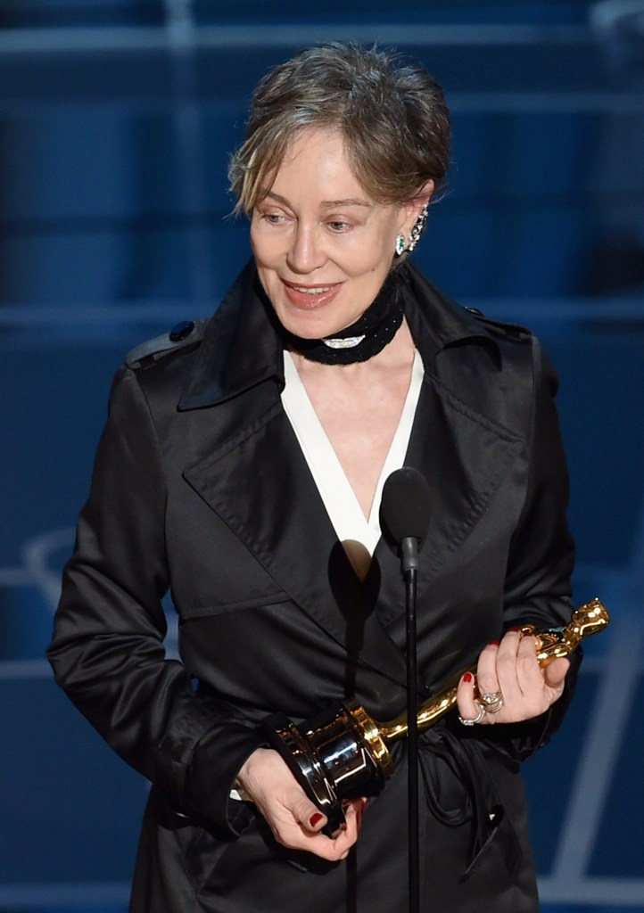 """Milena Canonero, costumista di """"Grand Budapest Hotel"""" vince gli Academy Awards 2015"""