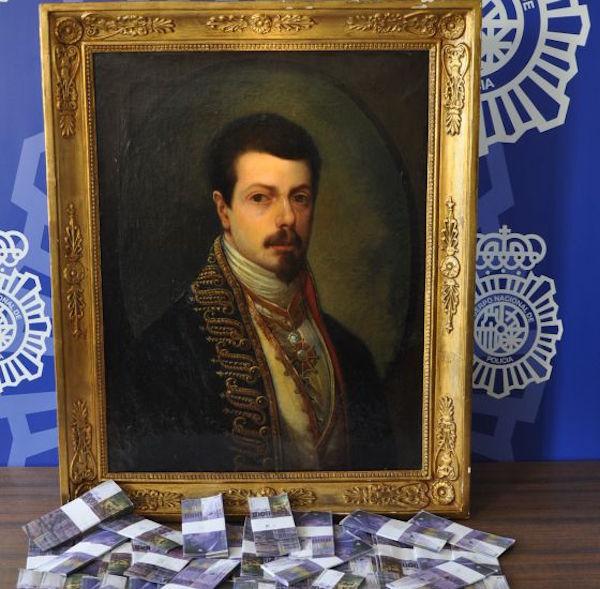 Il falso Goya venduto dai fratelli spagnoli