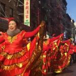 Capodanno cinese a New York. Febbraio 2015