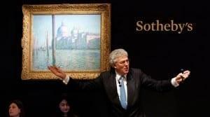 Sotheby's Monet - ArtsLife