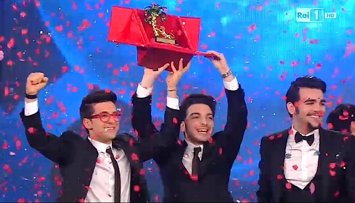 Sanremo2015-finale-Il-Volo-Premio