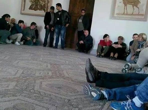 Attentato al Museo del Bardo di Tunisi