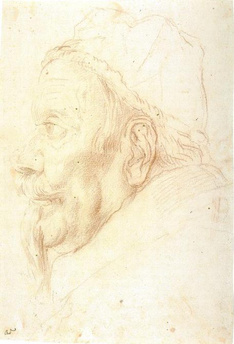 Gian Lorenzo Bernii, Ritratto di Clemente