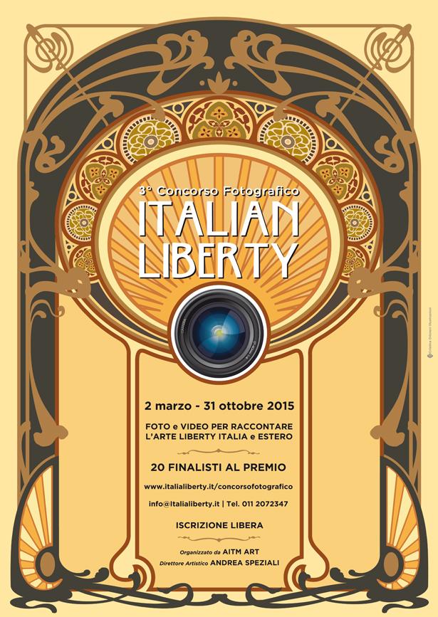 Premio fotografico Italian Liberty