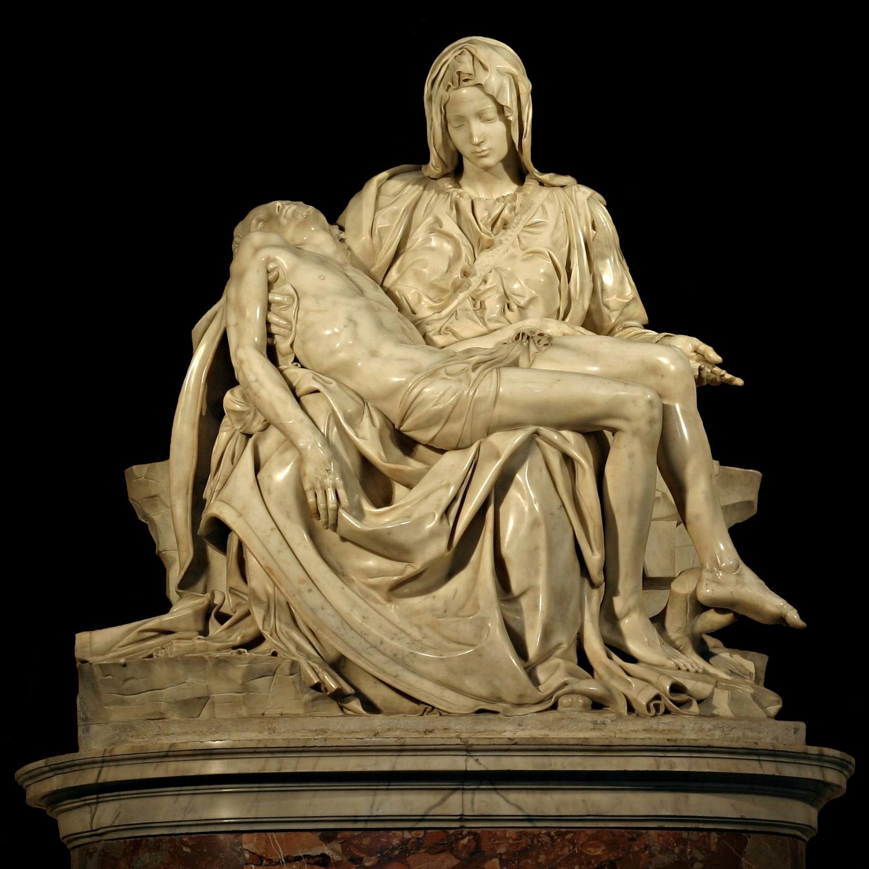 Michelangelo, Pietà Vaticana