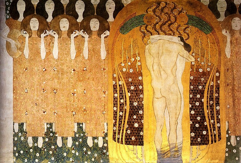 Fregio di Beethoven, Gustav Klimt