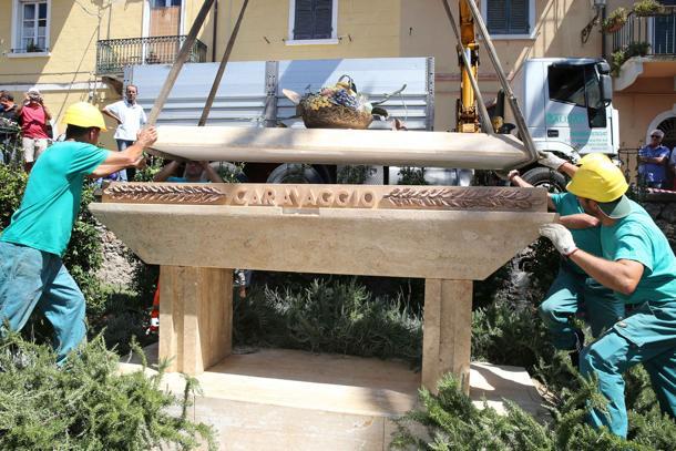 Nasce il Parco monumentale funerario di Caravaggio a Porto Ercole