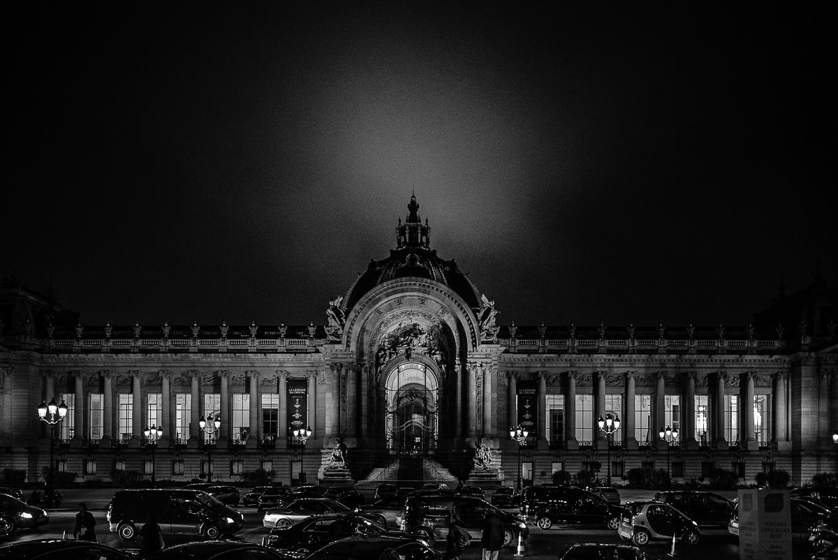 Dark Cities PARIS di Daniele Cametti Aspri. Mostra fotografica a lume di candela