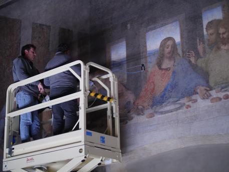 Leonardo da Vinci, L'Ultima Cena