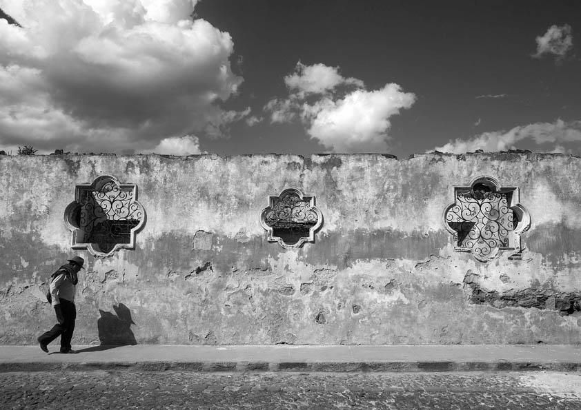 Spreafico, Strade di Antigua, Guatemala