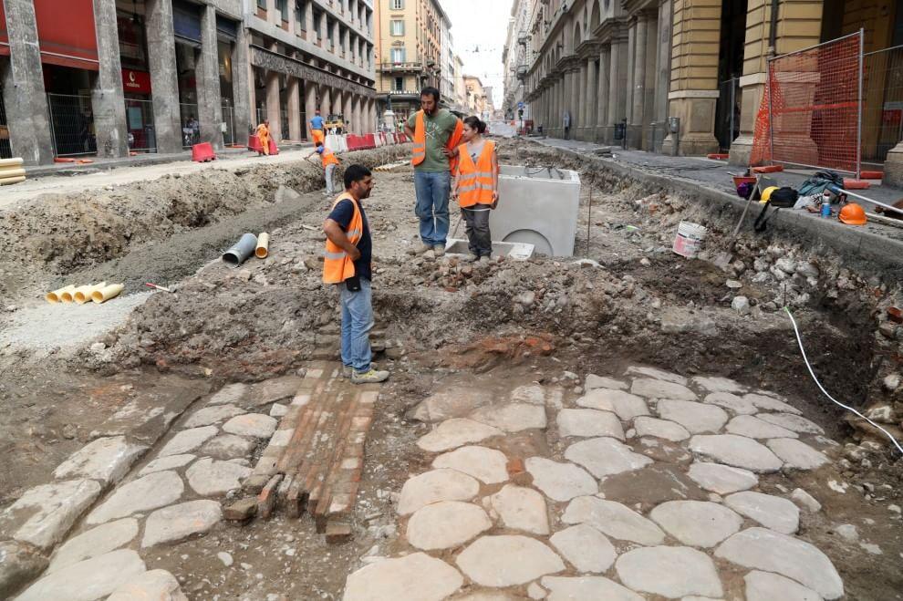 Bologna, via Emilia