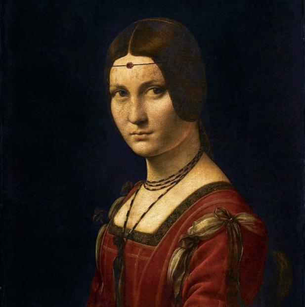 """Окна незаконченности. Выставка """"Леонардо, 1452-1519""""."""