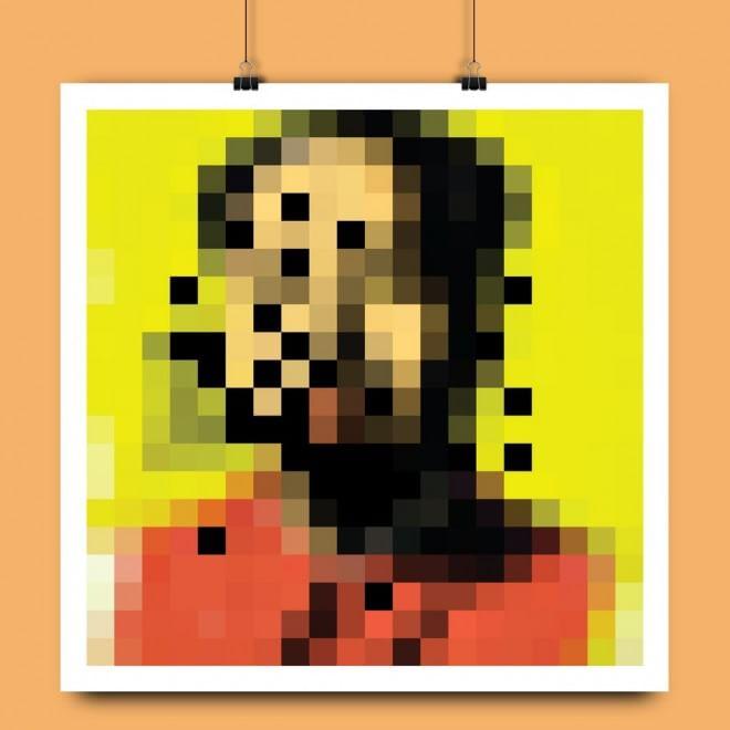Pixology, il quiz d'arte di Alexis Poles